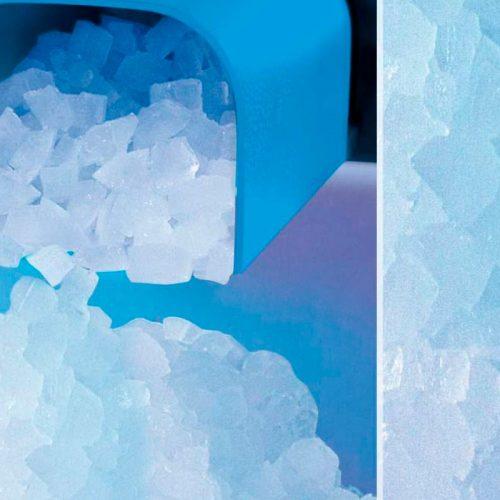 Ледогенератори за лед на парченца / ice flakes /