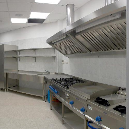 Неутрално кухненско оборудване