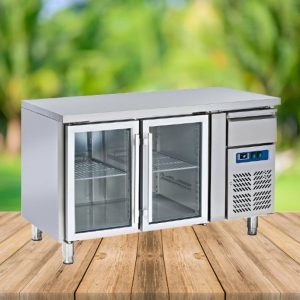 Хладилни маси с десен агрегат GN 1 / 1